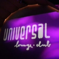 Photo taken at Universal by JULIANA R. on 9/7/2012