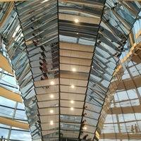 Photo prise au Coupole du Reichstag par Monica G. le8/12/2012