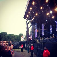 Photo taken at London 2012 Live Site - Hyde Park by Jon P. on 7/27/2012
