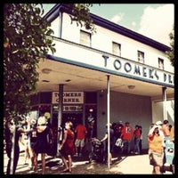 Photo taken at Toomer's Corner by Courtney R. on 4/14/2012