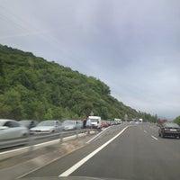 Photo taken at AP-66 Autopista de la Plata by Davi on 5/29/2012