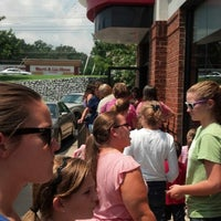 Photo taken at Chick-fil-A by Linda K. on 8/1/2012