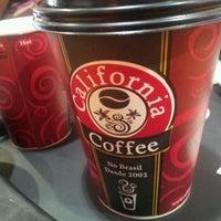 Photo taken at California Coffee by Celina O. on 6/3/2012