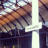 Photo taken at Newcastle Central Railway Station (NCL) by Stephen W. on 9/7/2012