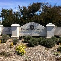 Photo taken at Hearst Castle Visitor Center by Carolina H. on 3/20/2012