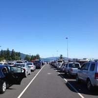 Photo taken at Anacortes Ferry Terminal by Linda F. on 6/11/2012