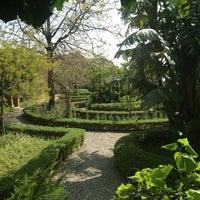 Photo taken at San Domenico Palace Hotel by Jenn M. on 4/5/2012