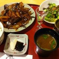 Photo taken at 覇楼館 by Hiroshi H. on 3/3/2012