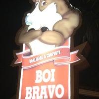 Photo taken at Boi Bravo by Fabinho X. on 6/12/2012