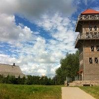 Photo taken at Wieża Widokowa by Paweł G. on 8/9/2012