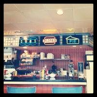 Photo taken at Barnside Diner by John B. on 8/10/2012