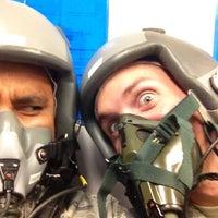 Photo taken at USAF School of Aerospace Medicine by JRod🙈🙉🙊 on 8/28/2012