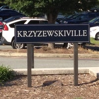 Photo taken at Krzyzewskiville by Benj F. on 6/2/2012