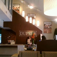 Photo taken at Dupre's Salon & Spa by Shari P. on 5/23/2012