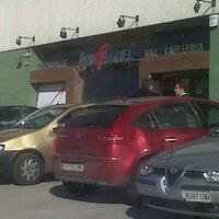 Photo taken at Restaurante Don Gabriel - Donga Casual Food by Josu G. on 2/21/2012