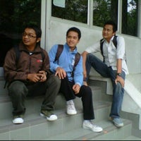 Photo taken at MSTT UGM by Ade C. on 2/13/2012