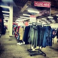 Photo taken at Burlington Coat Factory by Jig S. on 8/4/2012