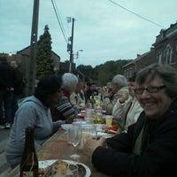 Photo taken at Fête des voisins by Chris M. on 5/18/2012