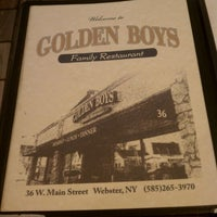 Photo taken at Golden Boys by Mike and Ali B. on 4/22/2012