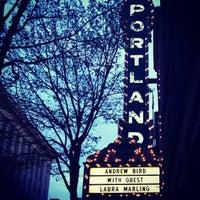 Photo taken at Arlene Schnitzer Concert Hall by Luke B. on 4/12/2012