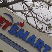 Photo taken at PetSmart by Brett E. on 3/18/2012