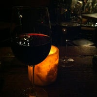 Photo taken at Cello Wine Bar by Julie N. on 9/8/2012