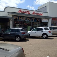 Photo taken at Brent's Drugs by Scott V. on 4/28/2012