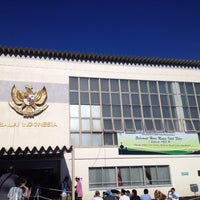 Photo taken at Sekolah Republik Indonesia Tokyo (東京インドネシア共和国学校) by Gatot Hari G. on 8/18/2012