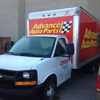 Photo taken at Advance Auto Parts by Anthony B. on 5/31/2012