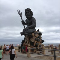 Photo Taken At The King Neptune Statue By Grover R On 7 21