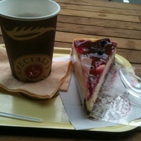 Photo taken at Bagelstein by Perrine on 9/5/2012