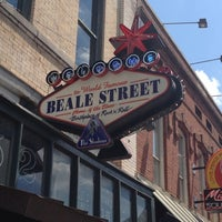 Photo taken at World Famous Beale Street by Alyssa A. on 8/11/2012