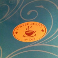Photo taken at COFFEE BEANS BY DAO by MadoAmmy C. on 5/27/2012