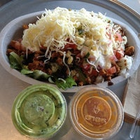 Photo taken at Chipotle Mexican Grill by Kathy R. on 3/15/2012