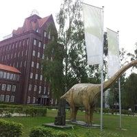 Photo taken at Haus der Wissenschaft | TU BS by Christian S. on 9/7/2012