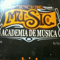 Photo taken at Tok Music - Academia De Música by Camilla B. on 6/25/2012