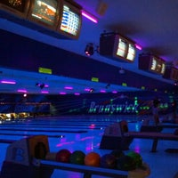 Photo taken at Brunswick Zone Glendale Lanes by Jennifer D. on 2/17/2012