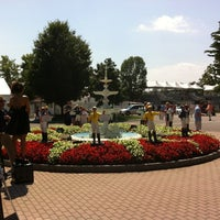 Photo taken at Saratoga Race Course by Tom S. on 8/3/2012