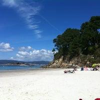 Foto tomada en Praia de Lapamán por Gerar el 8/6/2012