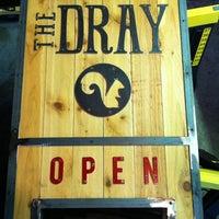 Foto scattata a The Dray da Jamie B. il 3/31/2012