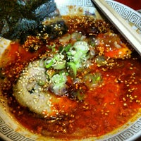 Photo taken at Ramen 38 (Sanpachi) by Billy B. on 5/27/2012