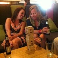 Photo taken at W XYZ Bar by Jamie P. on 7/15/2012