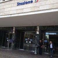 Photo taken at Stazione Asti by Pablo B. on 6/12/2012
