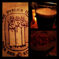 Photo taken at The Publick House by Brett O. on 3/18/2012