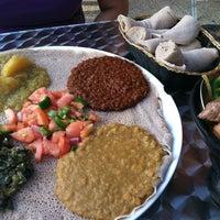 Photo taken at Ethiopic by Samantha L. on 5/18/2012