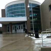 Photo taken at Mona Shores High School by Robin W. on 2/29/2012