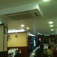 Photo taken at Restaurante Pérez by Ruben C. on 4/15/2012