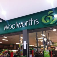 Photo taken at Woolworths by Nathan S. on 4/1/2012