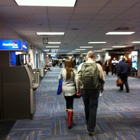 Photo taken at Gate C17 by Eric M. on 2/17/2012