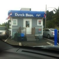 Photo taken at Dutch Bros. Coffee by Donnie B. on 7/22/2012
